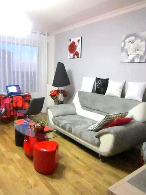 les poussins - Lisieux - Apartament