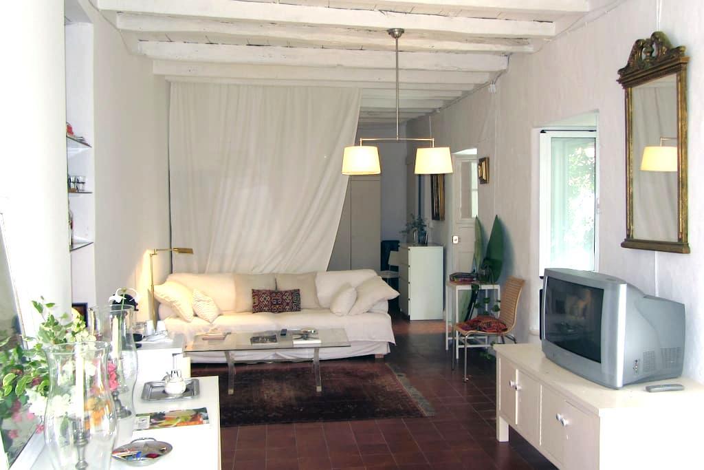 Loft con terraza y jardín - Santa Cruz de la Palma - Loteng Studio