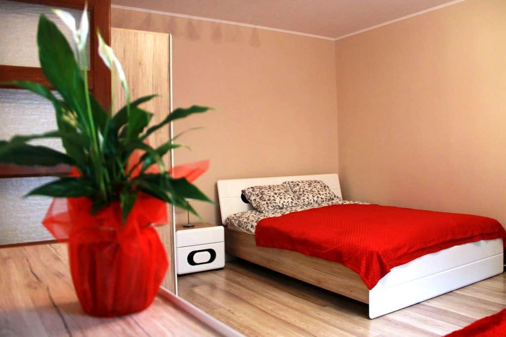 Igényes lakás a sétálóutcától 1 percre - Szeged - Apartamento