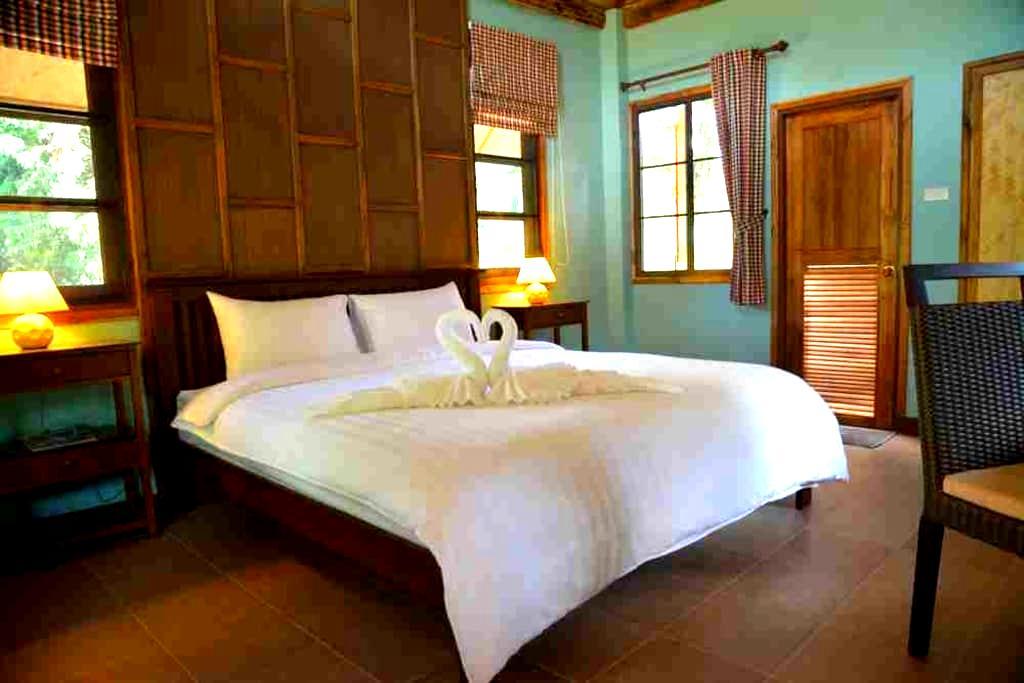 At Home Chiang Dao Resort - Chiang Dao - Chatka
