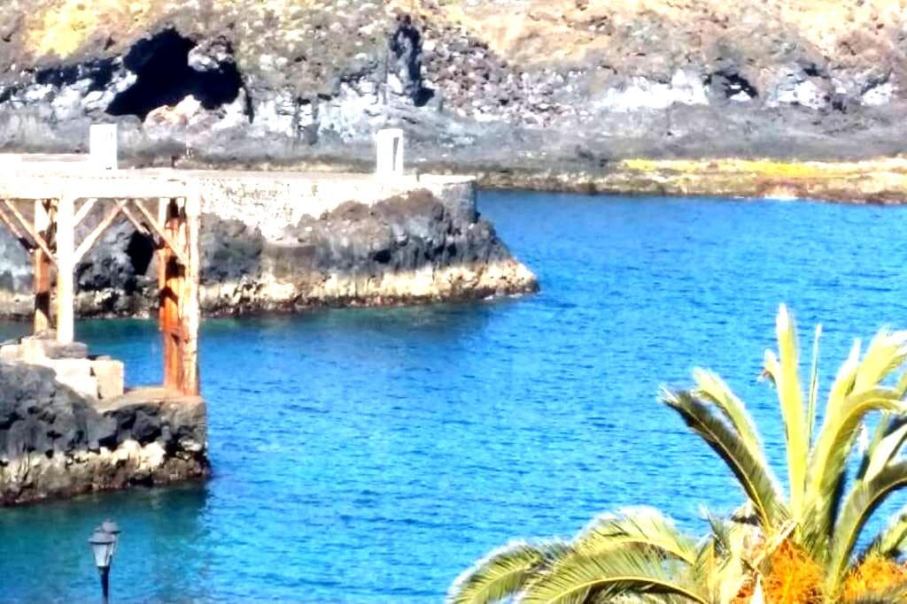 Ático con vistas al mar, Garachico - Garachico - Ortak mülk