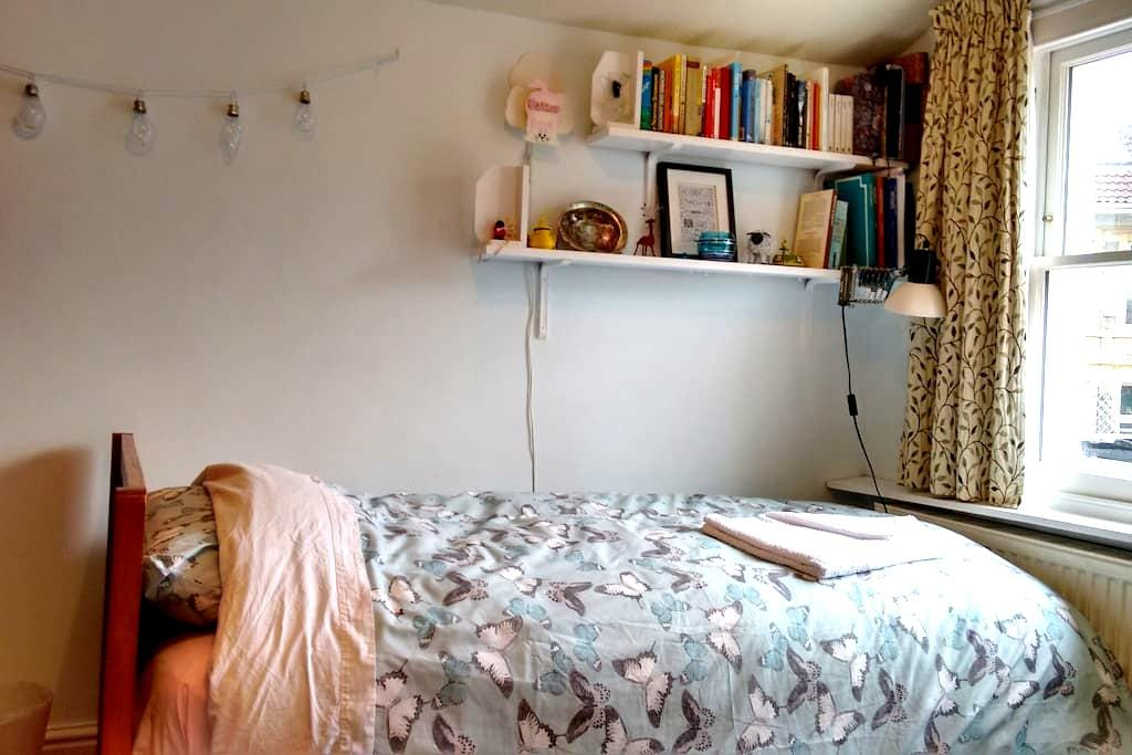 Clean, Comfy, Quiet – St. Andrews - Bristol - Rumah