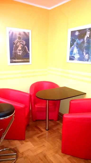 Cozy room in city center - Niš - Byt