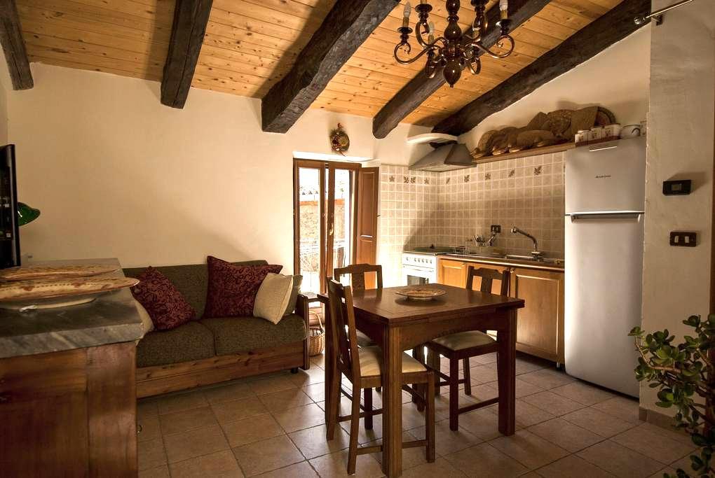 'La tana dei conigli' Al Borgo Antico - Navelli - Rumah
