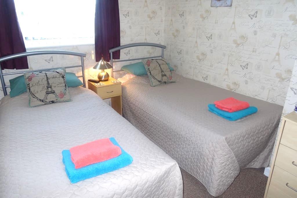 Gwynfa Bed & Breakfast Room 1 - Gwynedd - Bed & Breakfast