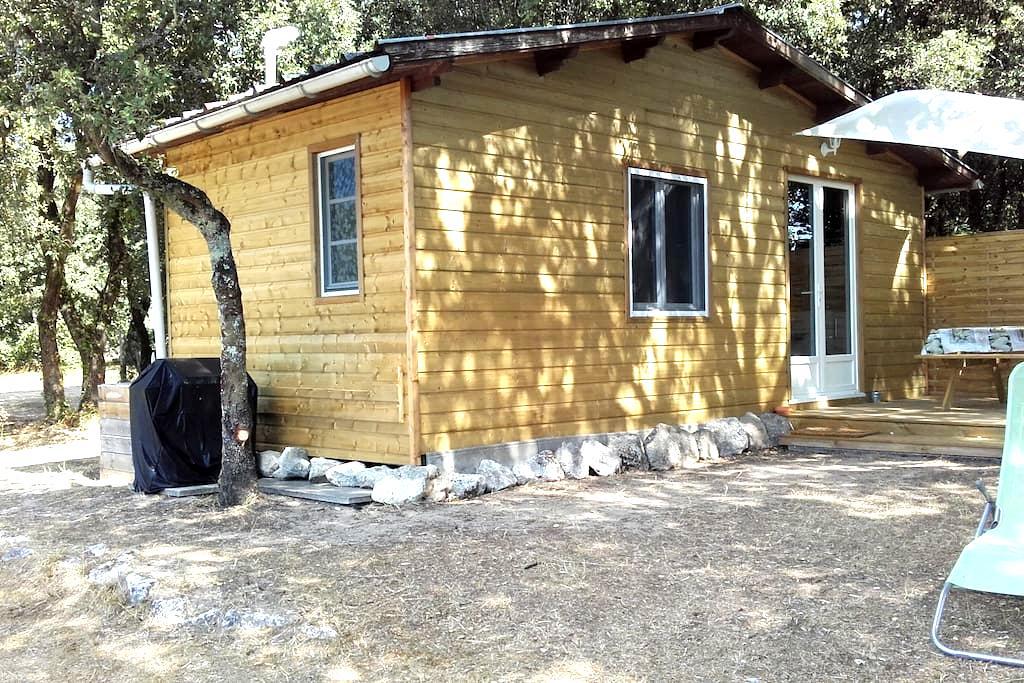 Petit bungalow à deux pas de l'océan - Le Verdon-sur-Mer