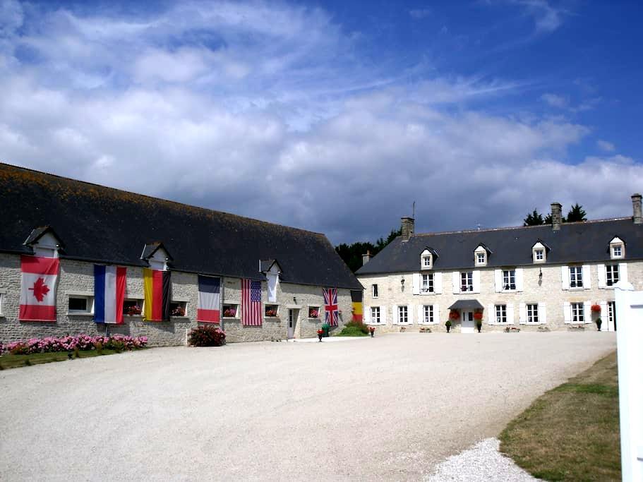 Gîte 4 Km de Sainte Mère Eglise - Turqueville - Rumah
