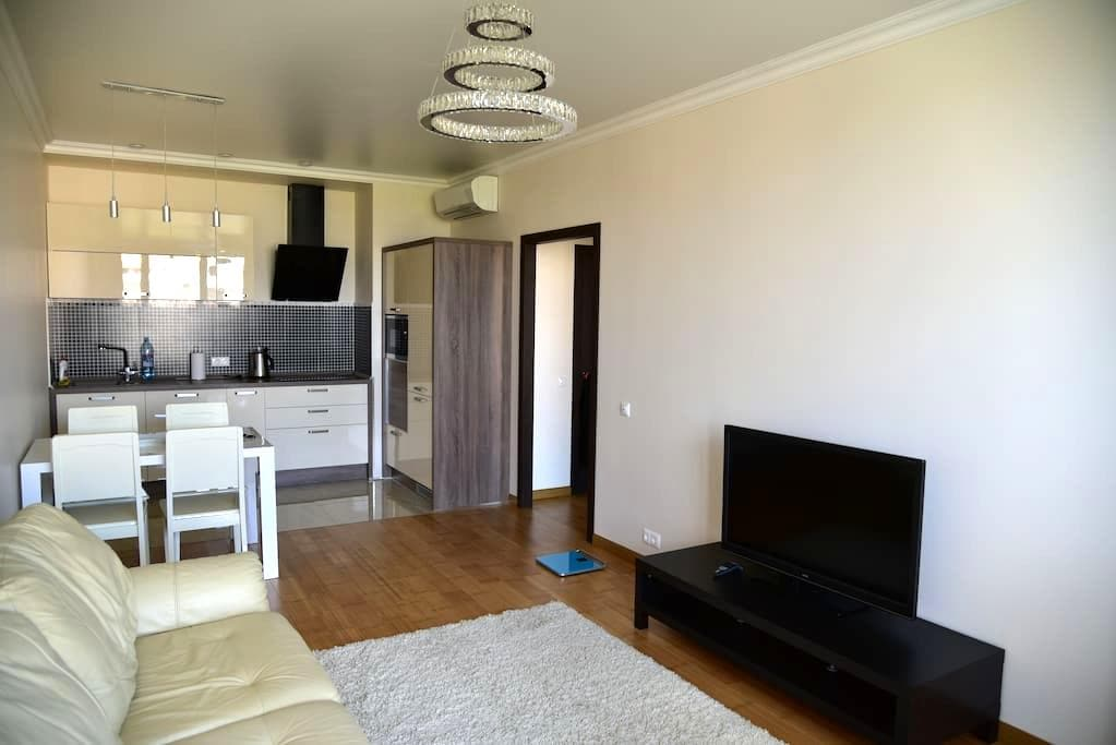 Апартаменты с двумя спальнями - Odintsovo - Apartament