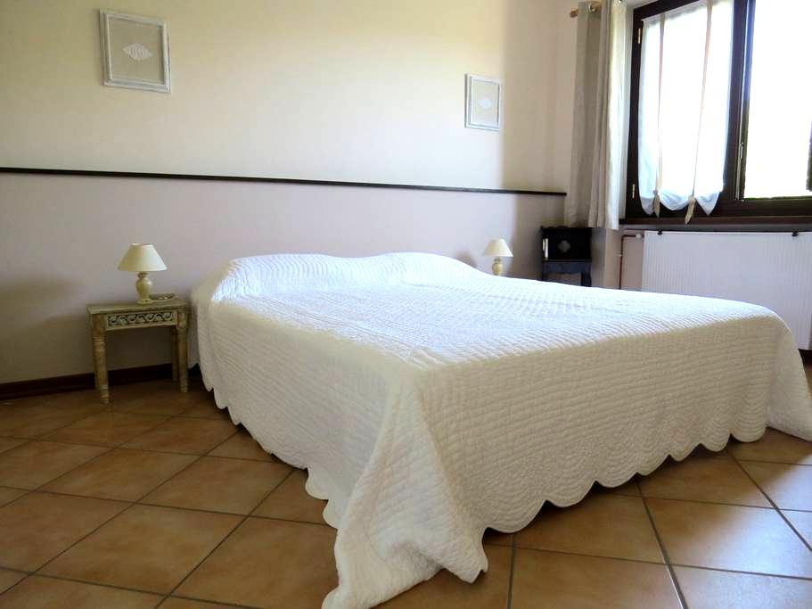 Piémont - chambre suite privée - Roasio - Dům