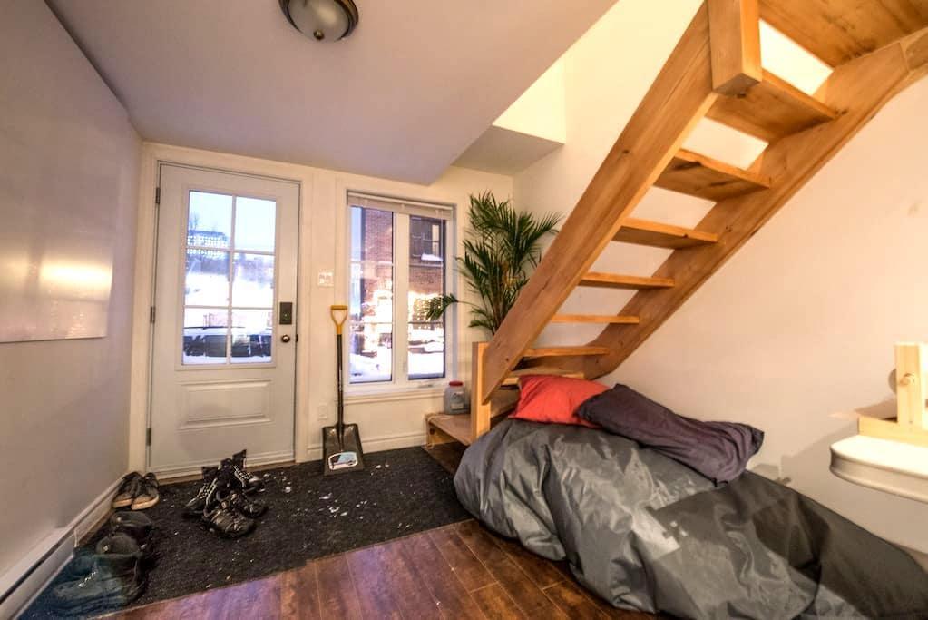 Awesome House Downtown :D - Ville de Québec - Casa