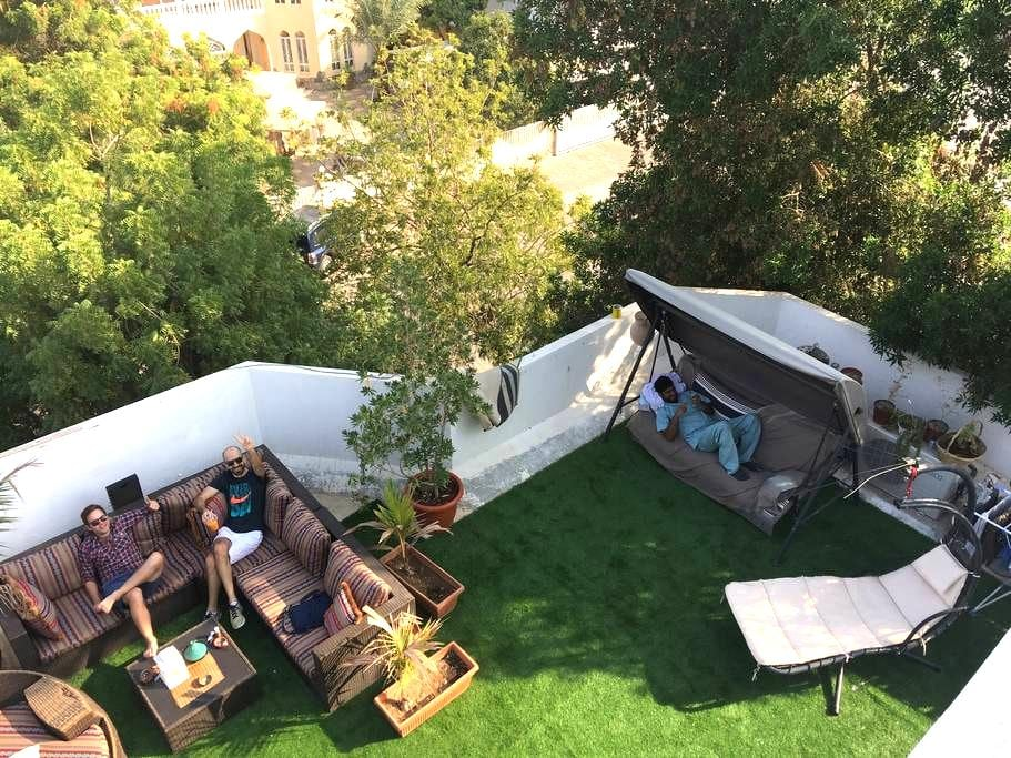 Twin/triple room with separate bathroom (NO1) - Muscat - Chambre d'hôtes