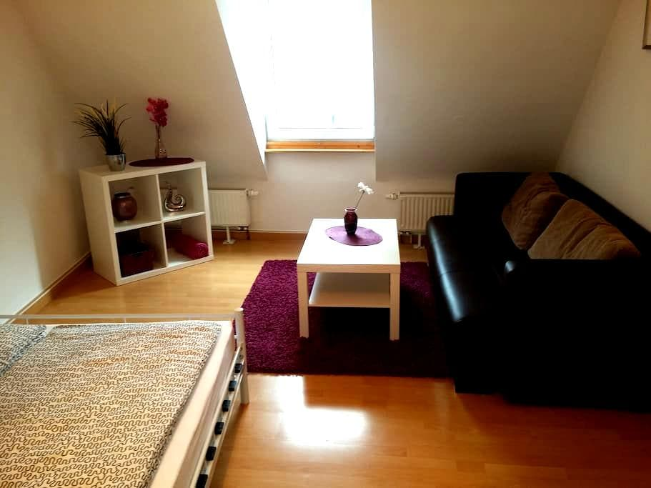 Lovely apartment in the town centre / old town - Nürnberg - Квартира