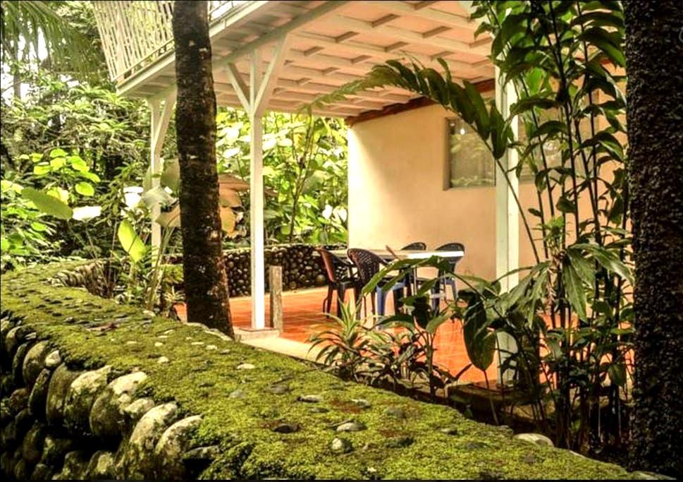 Rio Danta / Private Rooms - San Carlos - Villa
