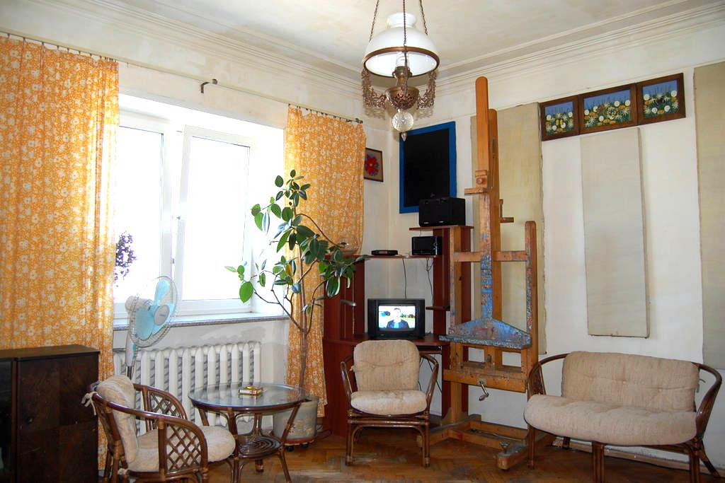 The apartment in Stalin-style - Moskva - Daire