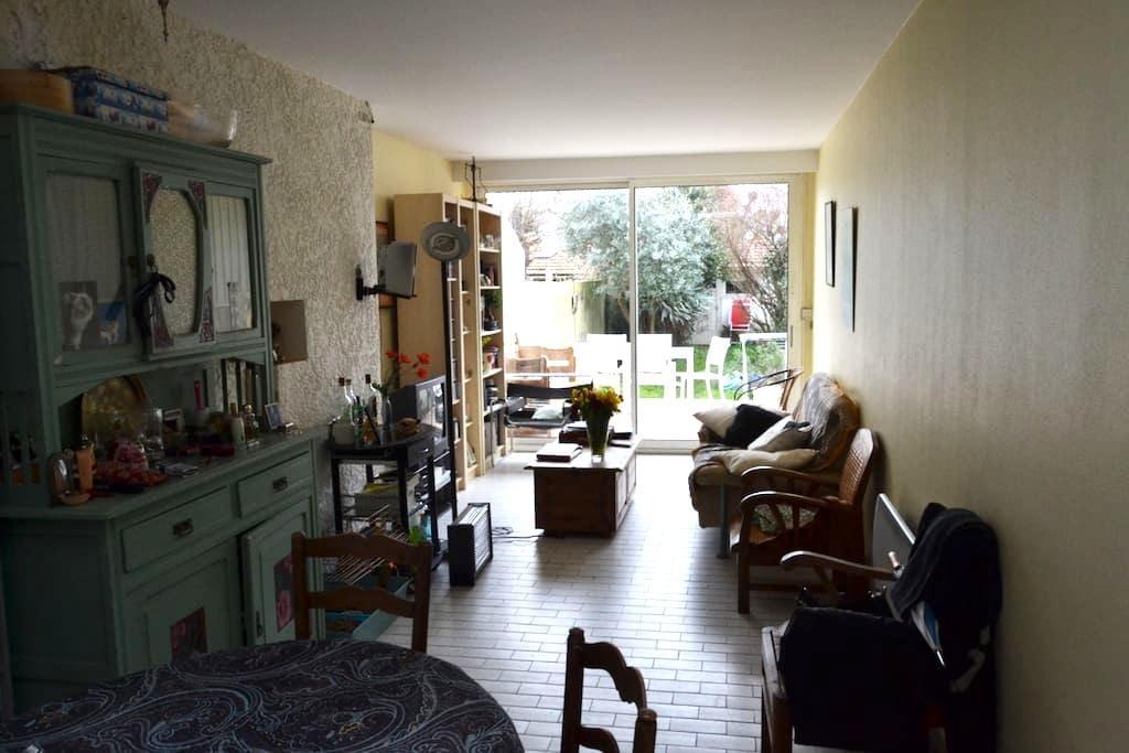 2 chambres à 10 minutes à pied du port - La Rochelle - Hus
