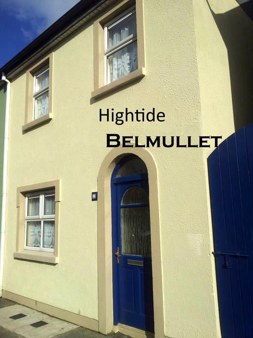 'HighTide' Belmullet,Broadhaven,Wild Atlantic Way. - Belmullet