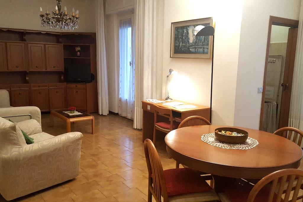 Spacious apartment Central Station - Milà - Pis