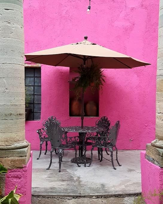 SUITE  SECRETO - Guanajuato - Casa