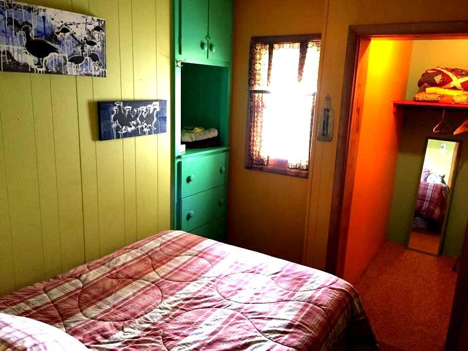 The Wanderlust Hostel Sm Private - Gunnison - Rumah