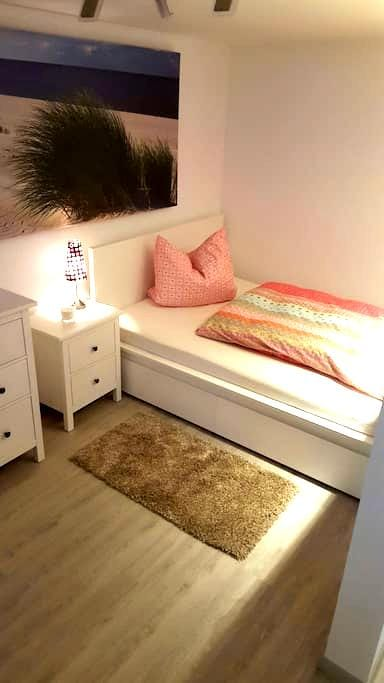 Charmante kleine Einliegerwohnung - Pegnitz - Apartamento