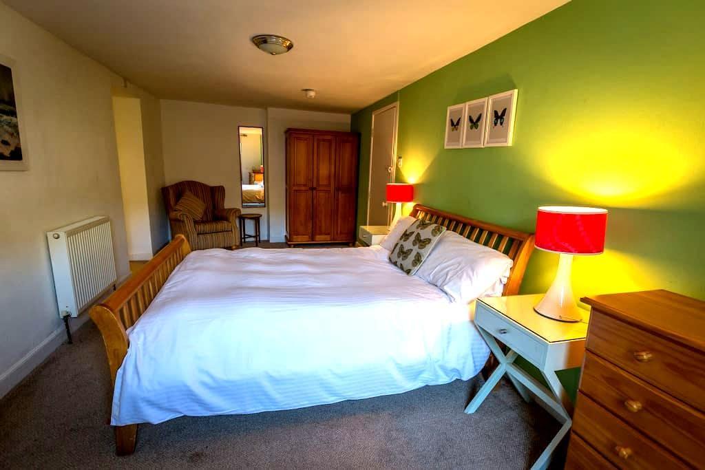 Rm 3 - Halfway House Pub & Kitchen - Polbathic - Bed & Breakfast