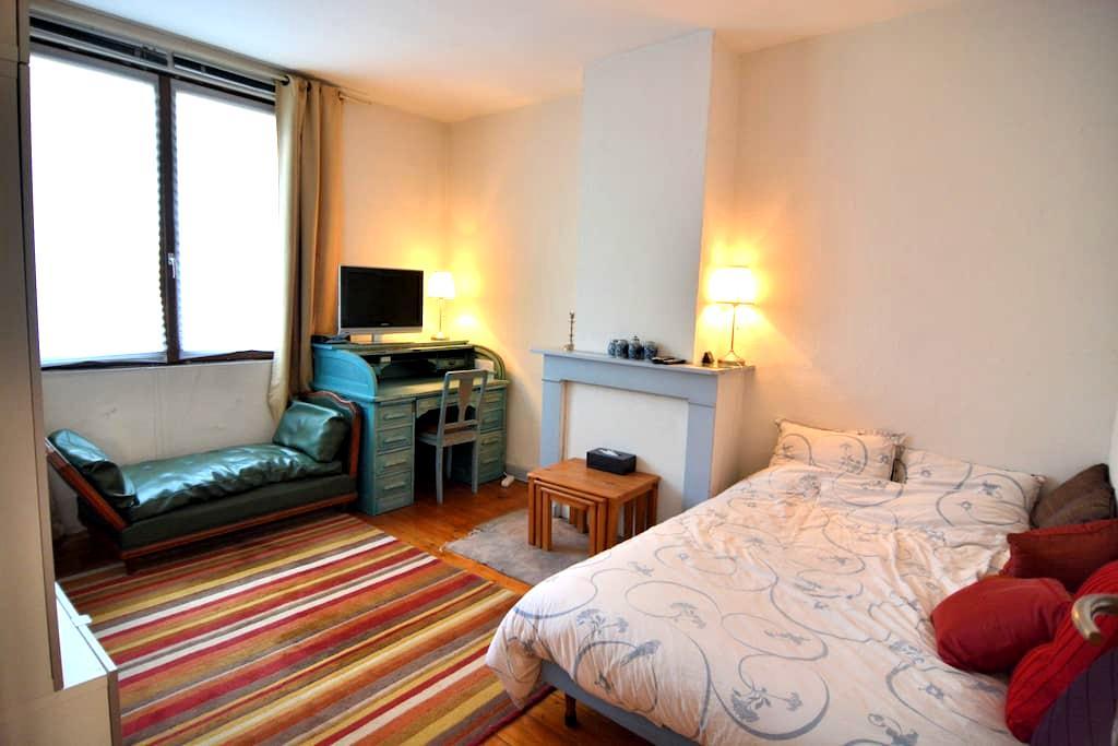 Chambre spacieuse calme près centre - Lille - Bed & Breakfast