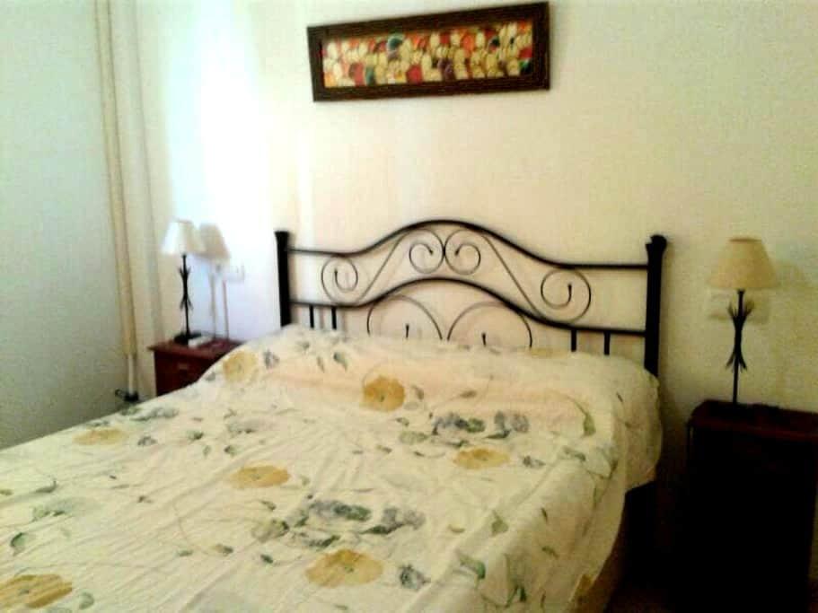 Apartamento en la playa de Moncofar, Castellón - Moncofa - Daire