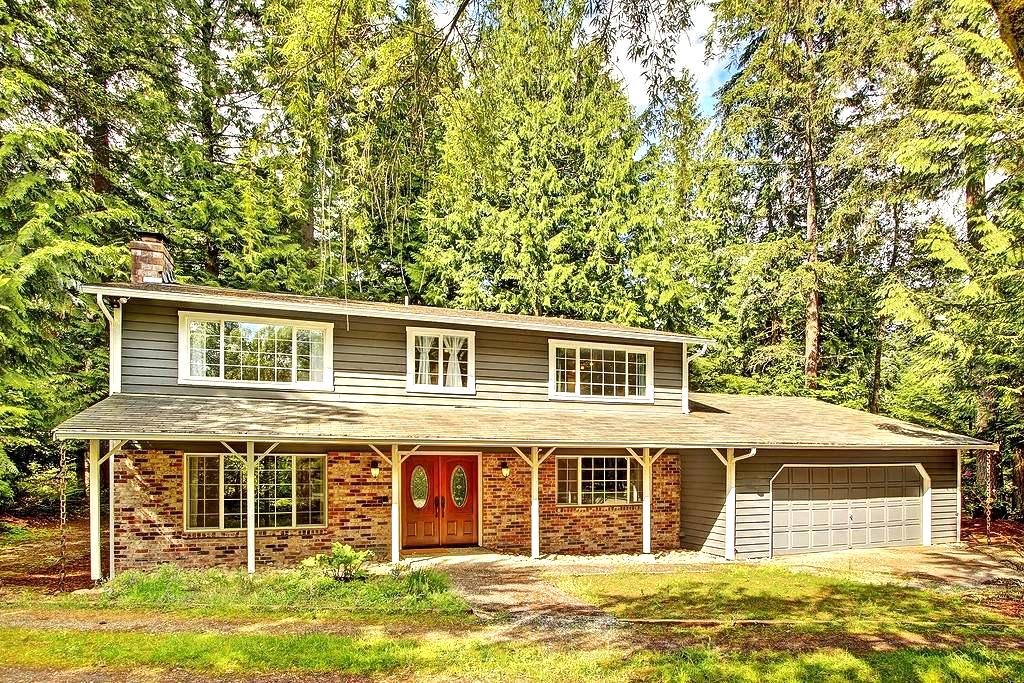 Remodeled 4BR Woodinville House - Woodinville - House