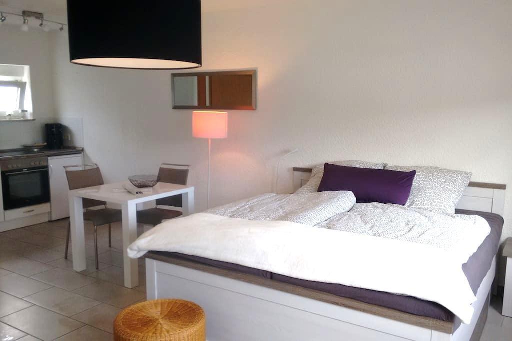 Helles neues gemütliches Zimmer in Hockenheim - Hockenheim - Lejlighed