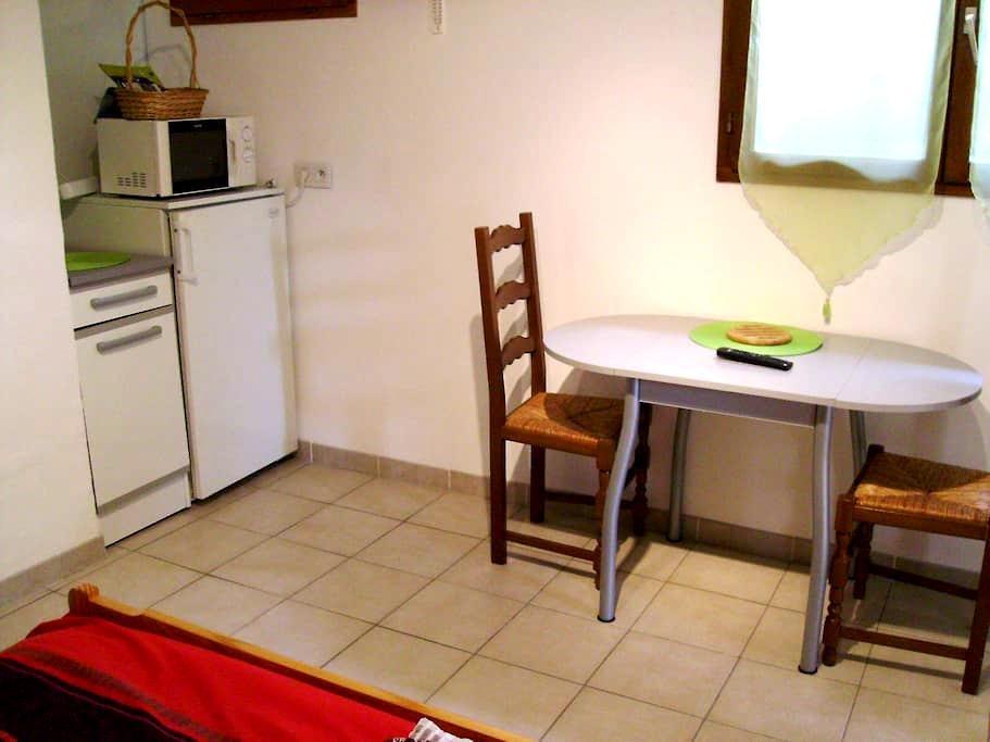 maison individuelle sur 2000 m2 - Saint-Just-de-Claix - บ้าน
