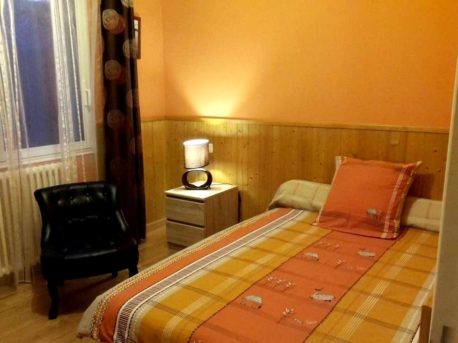 Chambre proche centre-ville - Saint-Nicolas-de-Redon