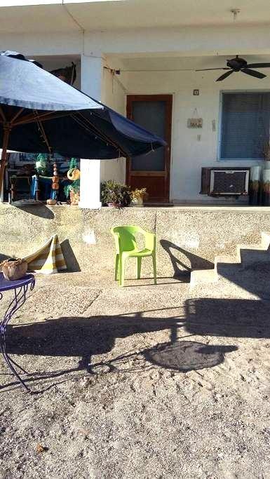 Department  front beach in San Carlos Sonora - San Carlos