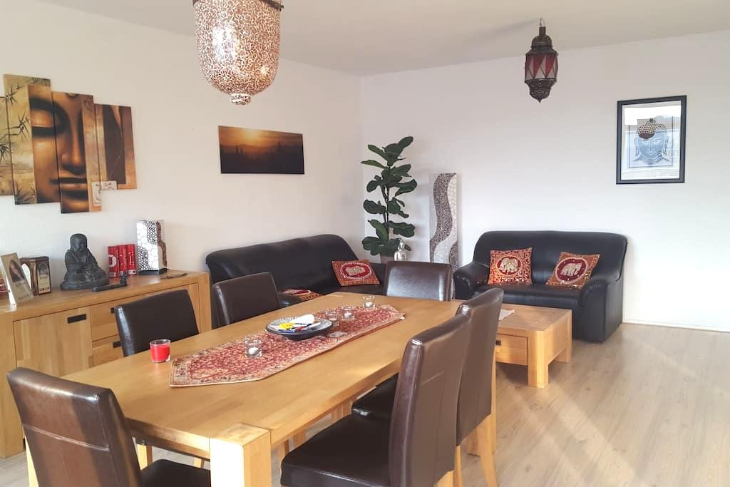 Spacious room in center of Breda - Breda - Leilighet