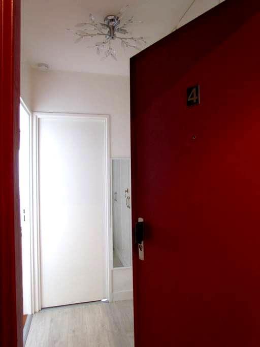"""Appartement type """"NewYorkais"""" proche de la Défense - La Garenne-Colombes - Appartamento"""