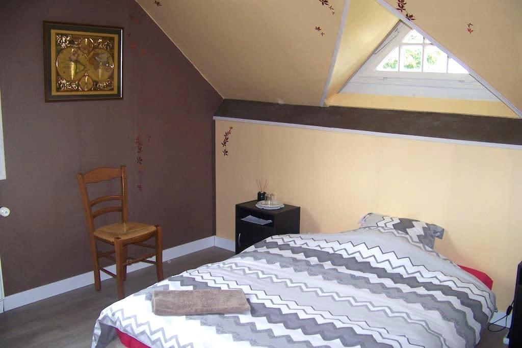 Chambre près de Reims - Villers-Franqueux - Inny