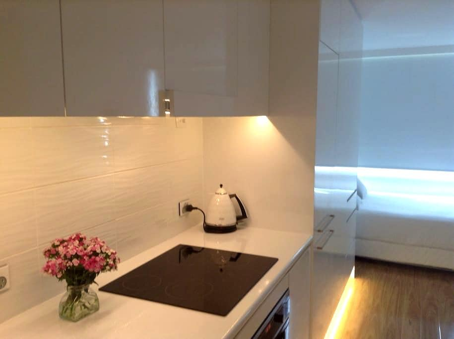 Just renovated city studio - Rushcutters Bay