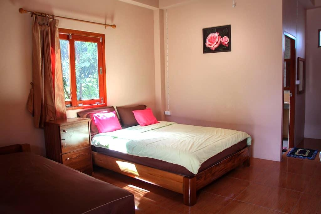Room with Fan - 2 people - Pai - (ukendt)