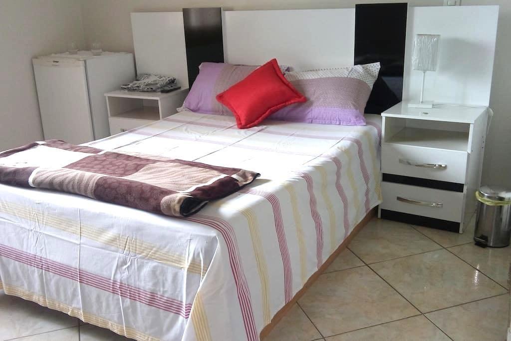 2 - Suite  para 2 (Paz) - Brasília - Hus