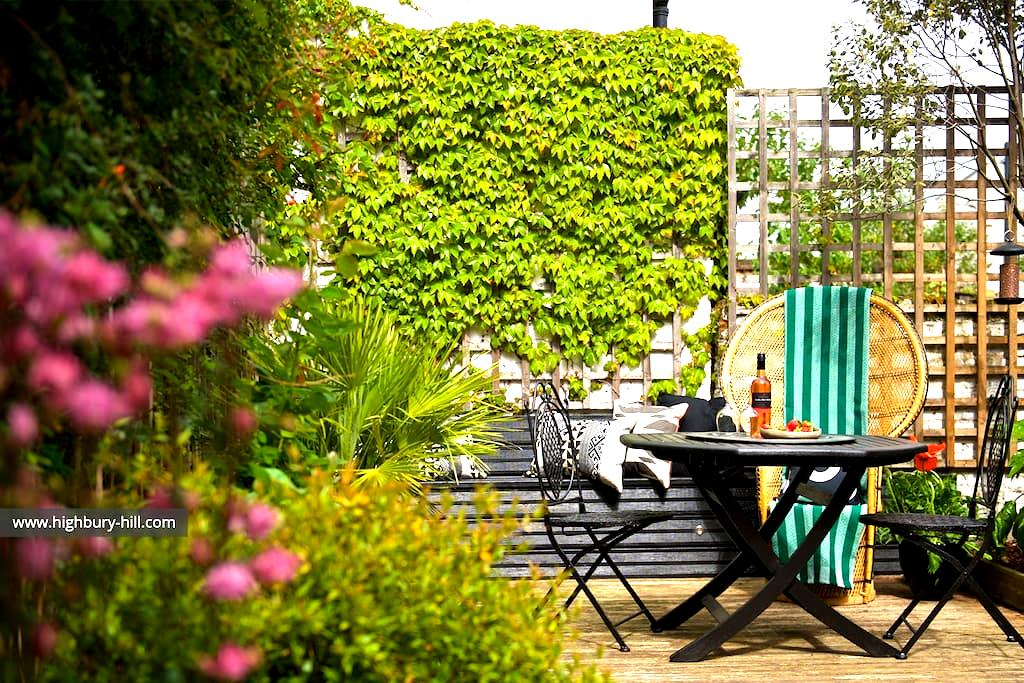 Highbury Hill Garden House: Standard Room - London - House
