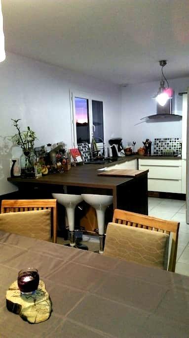 Chambre  calme proche st émilion BX - Faleyras, Aquitaine-Limousin-Poitou-Charentes, FR - Rumah