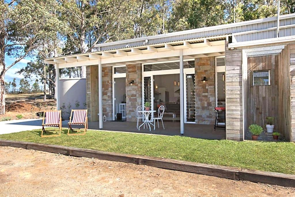 Hunter Valley Self Contained Villa King Bed Luxury - Belford