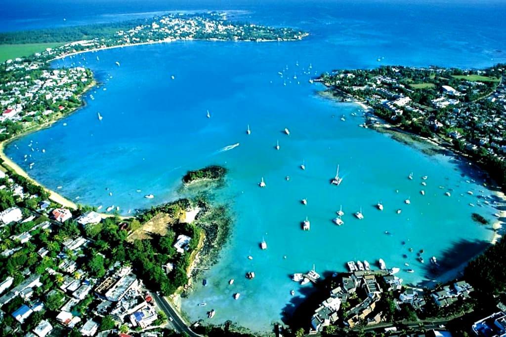 Residence Vert d'O : calm nr beach - Mauritius - Apartamento