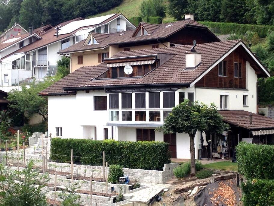 "Holiday apartment ""Monte Castello"" - Wolhusen"