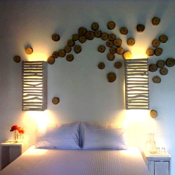 Beautiful double room @Sisters&pit - Hikkaduwa - Boutique hotel