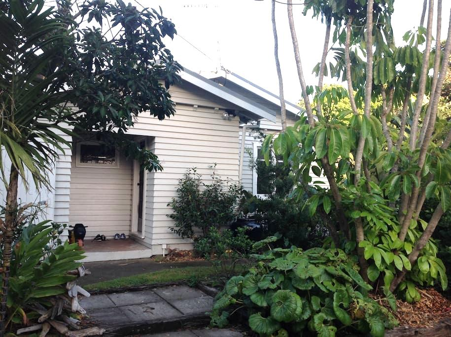 Autere Street Cottage - New Plymouth - House