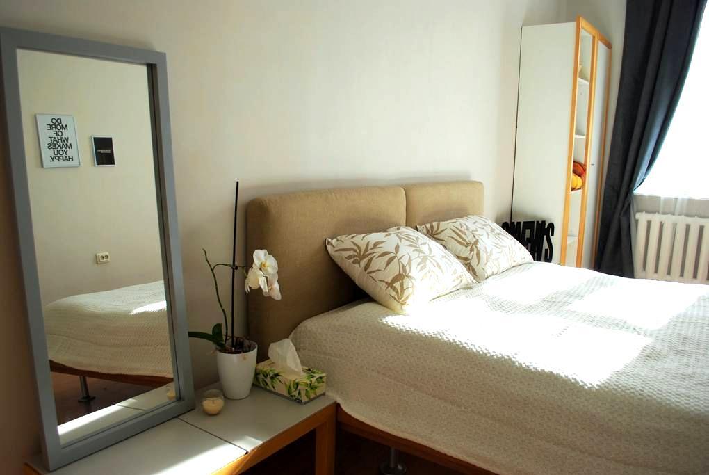 Cozy apartment, 7min to Old Town - Rīga - Apartment