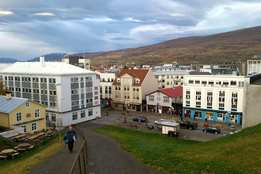 Downtown Akureyri - Akureyri - Leilighet