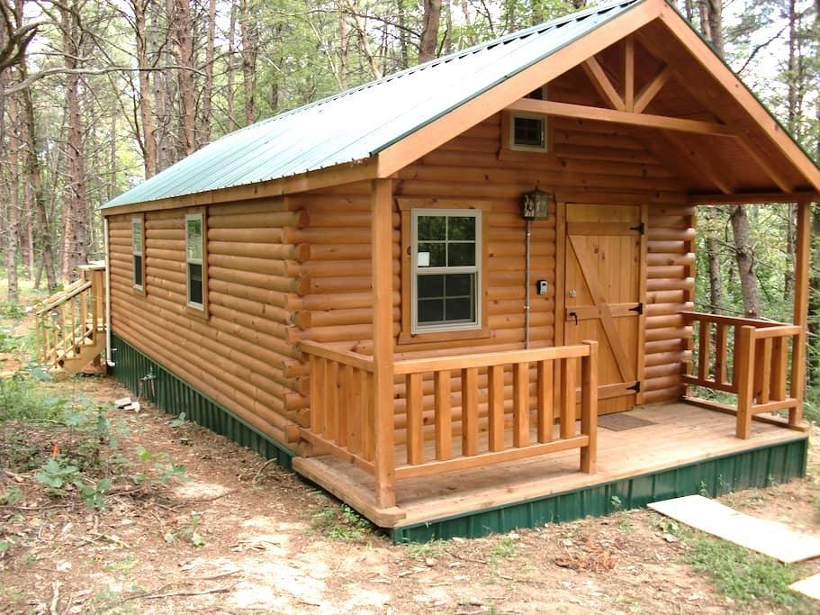 Ridge Runners' Retreat: Cabin - Newport