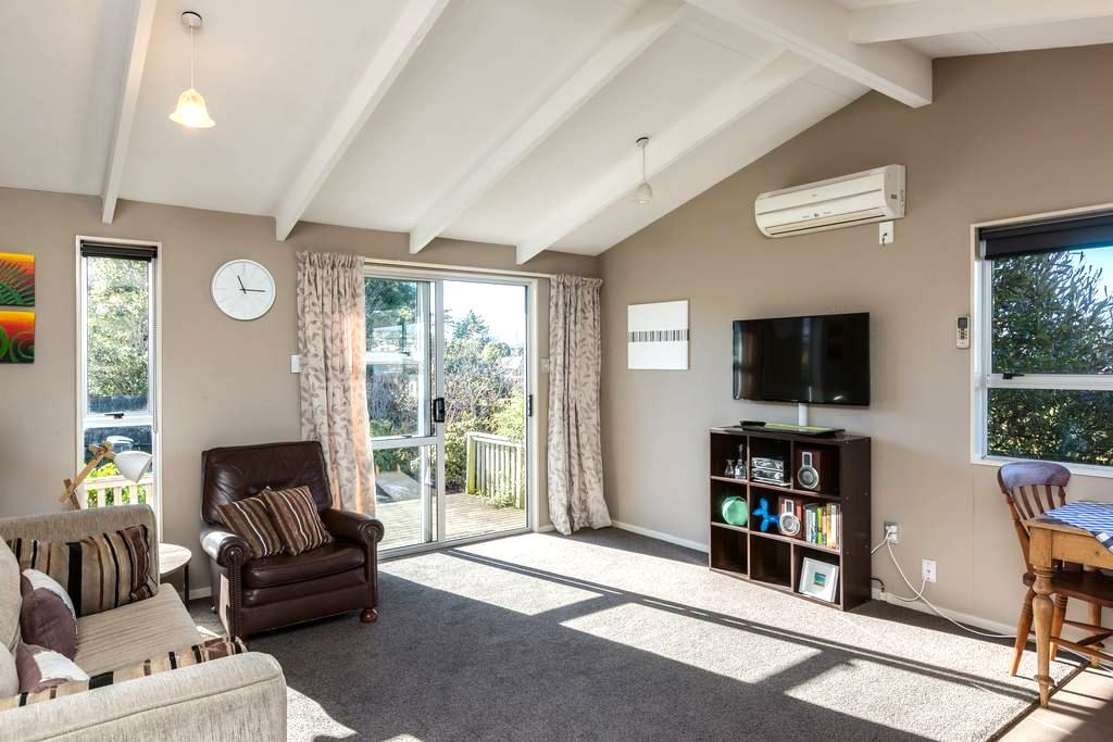 Lovely house by the park - Free wifi & Parking - Dunedin - Hus