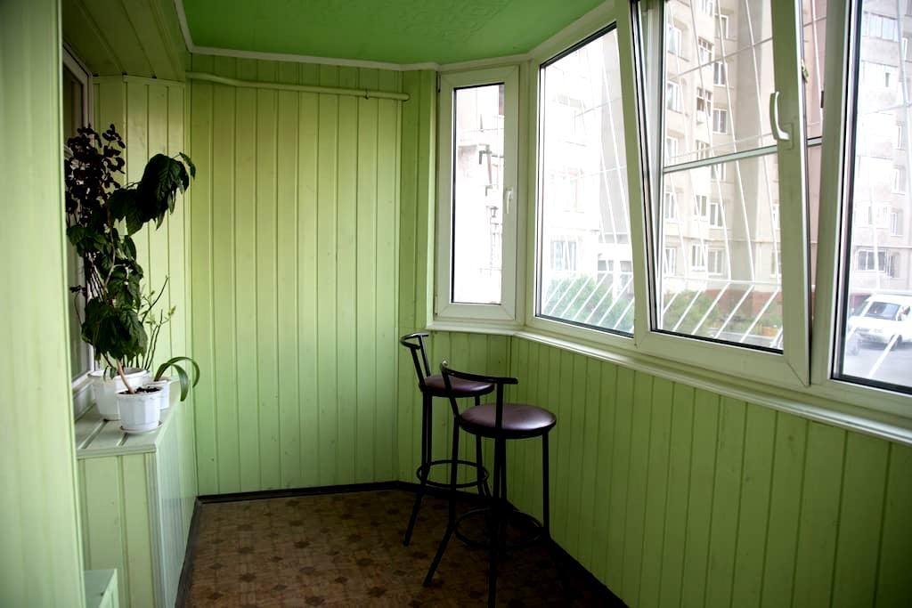3-комн в самом центре - Cheboksary - Apartment